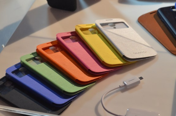 Galaxy S4 S View Covers