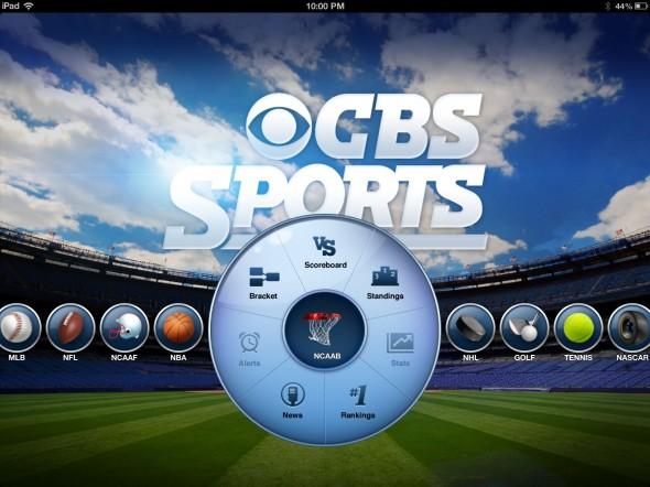cbs sports open