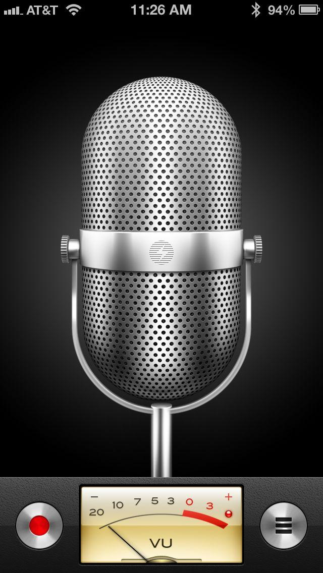 best voice memo app iphone