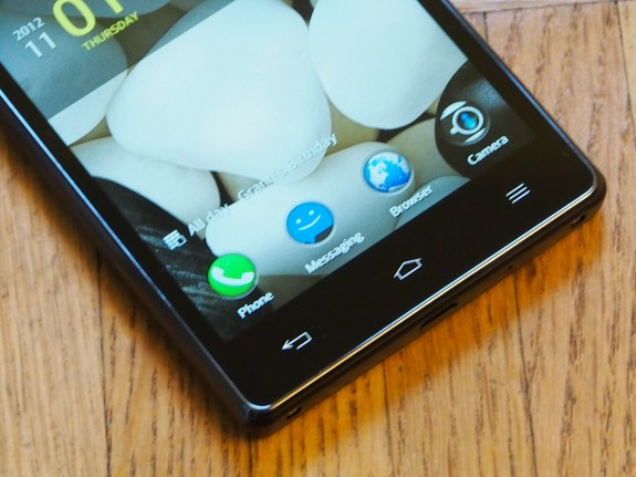 The Sprint Optimus G is now on Android 4.1 Jelly Bean.
