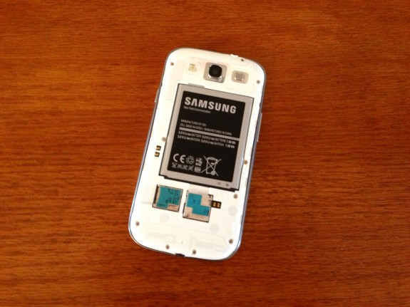 Sandisk claims responsibility for malfunctioning Micro SD cards in the Samsung Galaxy S3.