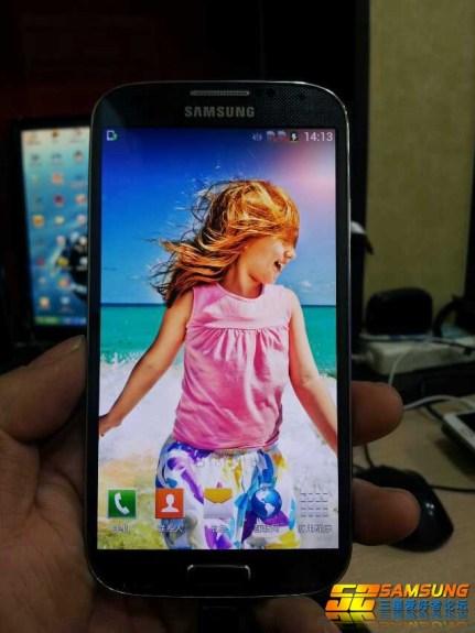 Samsung Galaxy S4 Photo - Display