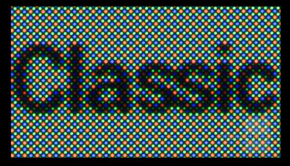 Samsung Galaxy S4 Screen Close Up