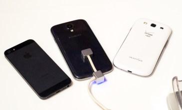 Samsung Galaxy S4 vs. Galaxy S3 vs. iPhone 5 009