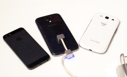 Samsung Galaxy S4 vs. Galaxy S3 vs. iPhone 5 009