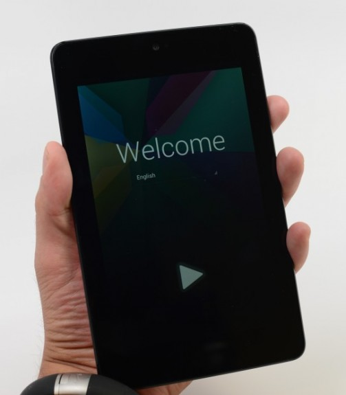 The Nexus 7 2 could arrive with Android 4.3