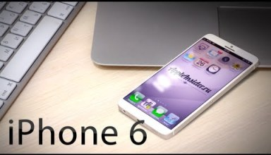 iPhone 6 concept, shows one version of what an iPhone 6 could look like.
