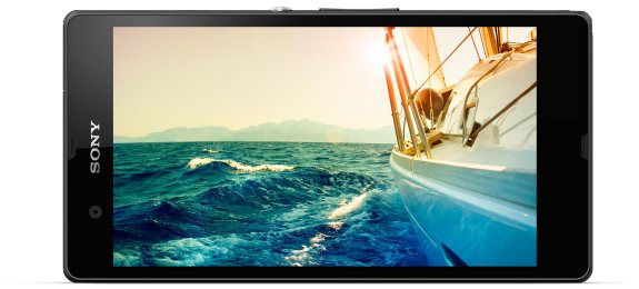 The Xperia Z's display goes beyond just 1080p.