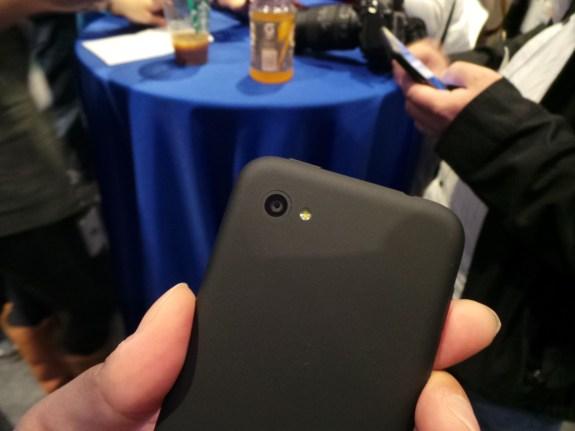 5-megapixel rear camera