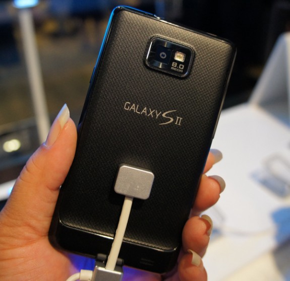 The Galaxy S2 appears set for Android 4.2