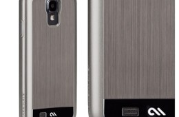 Best Galaxy S4 Cases - Case Mate Aluminum