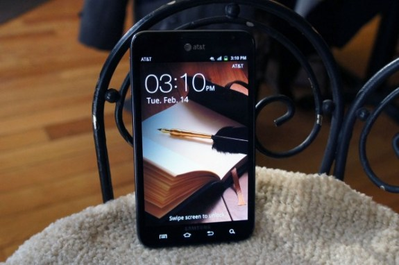 The AT&T Galaxy Note is still a very capable phone.