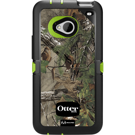 HTC One Defender Series Realtree Case