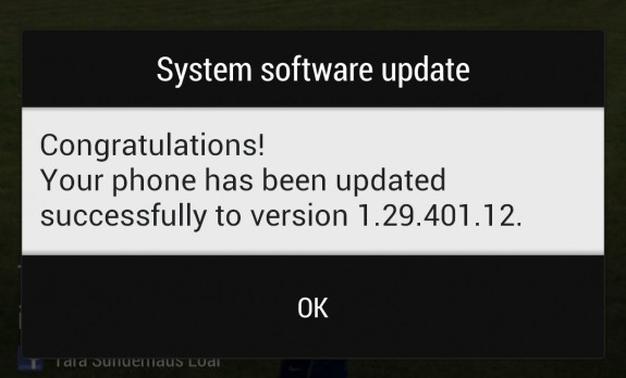 The HTC One update to 1.29.401.12 arrives on unlocked models today.