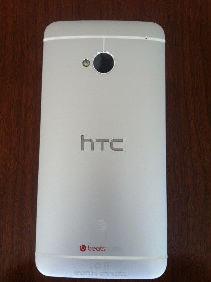 This is the AT&T HTC One.