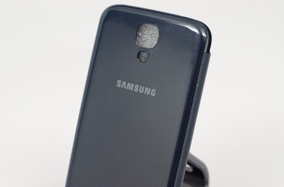The Samsung Galaxy S4 case features the same design, look and feel as the Galaxy S4 out of the box.