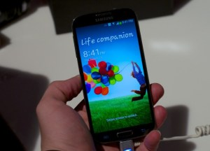 The Galaxy S4 release date will likely come after the HTC One in the U.S.