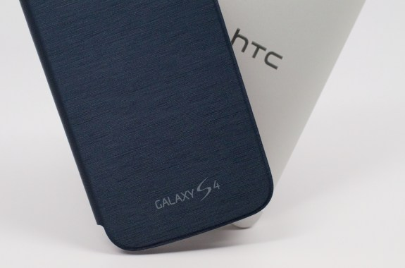 The Galaxy S4 will evidently come with a rugged design as well.