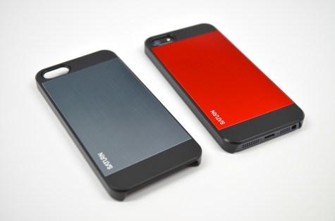 Spigen Saturn iPhone 5 Case Review - 5