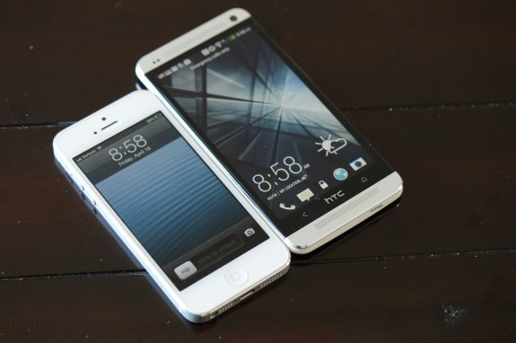 Should you buy the HTC One or the iPhone 5? It all boils down to personal preference.