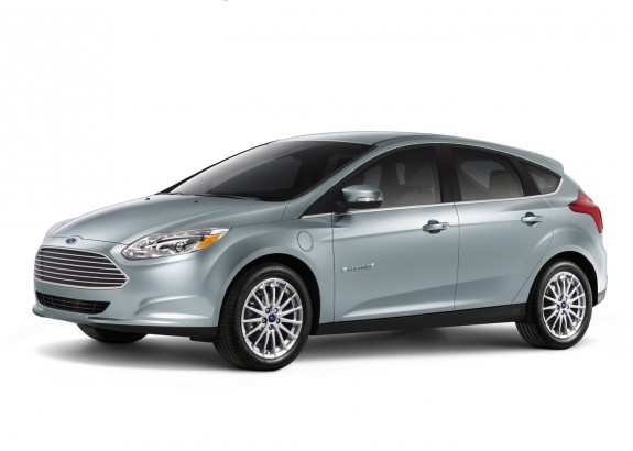 Tesla Competitor, the Ford Focus Electric