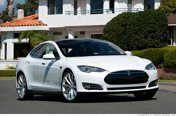 Tesla Outselling Similarly Priced German Sedans