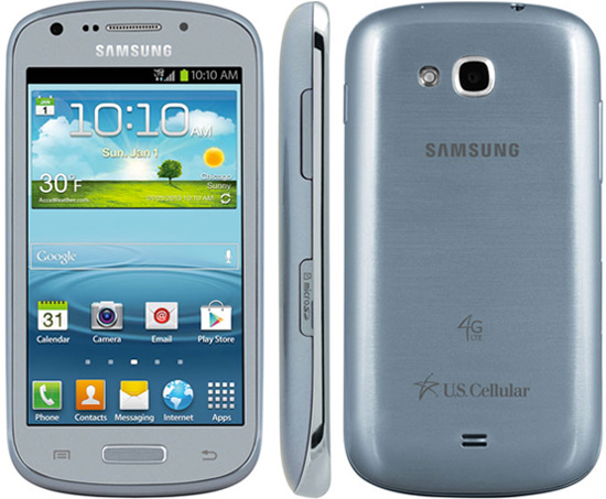 This is the Galaxy Axiom, also known as the Galaxy S3.
