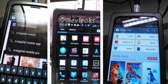 This could be the Motorola X Phone for AT&T.