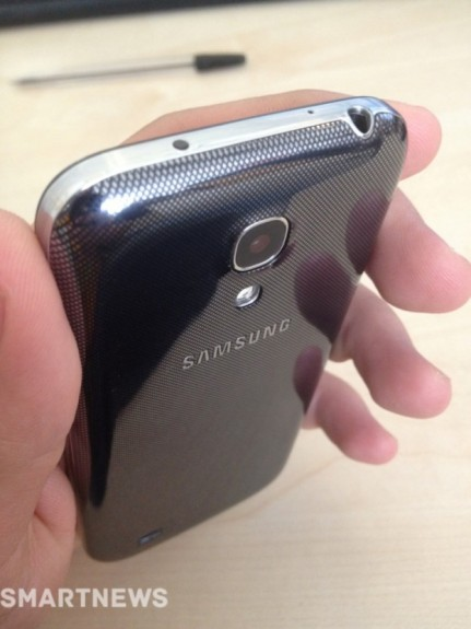 This is likely the Samsung Galaxy S4 Mini.