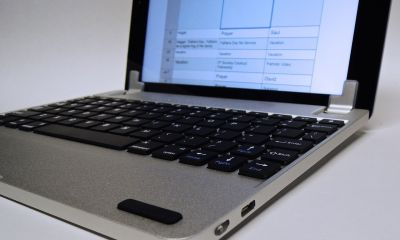the brydge+ keyboard cover for ipad