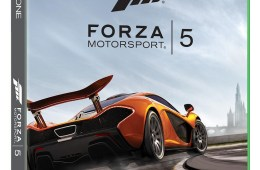 Forza 5 Xbox One box art
