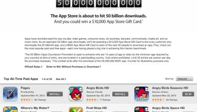 5 Billion Apps Downloaded