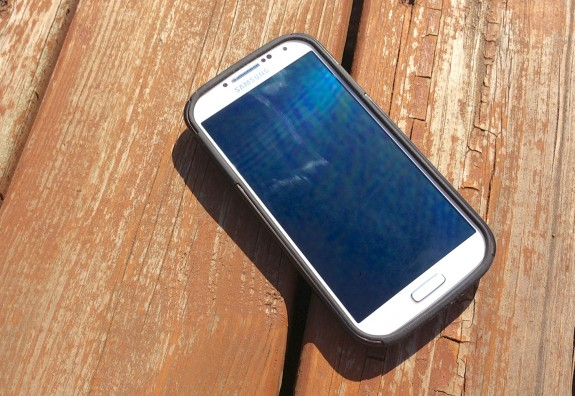 The Verizon Galaxy S4 arrives later this month.