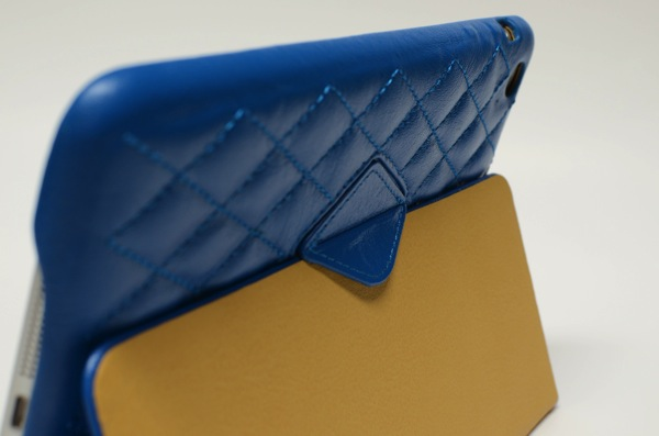 Jison Case Quilted Pattern Blue4