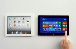 MS iPad Siri Ad