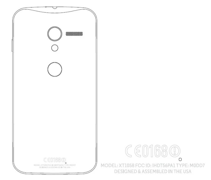 Motorola X Phone: Made in the USA Label Points to