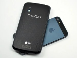 The Nexus 4 arrived in November of last year.