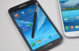 The Galaxy Note 3 and iPhone 5S are expected in September.