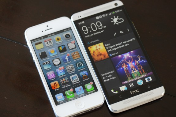 The Verizon HTC One could wind up being the Droid DNA 2.