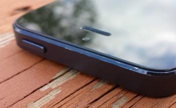 iPhone 5 Scratches - iPhone 5S Improve - 1