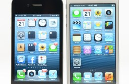 An iPhone 5S rumor claims Apple will pack in a higher resolution display, a move that would set Apple up for an iPhone 6 with a larger display in 2014.