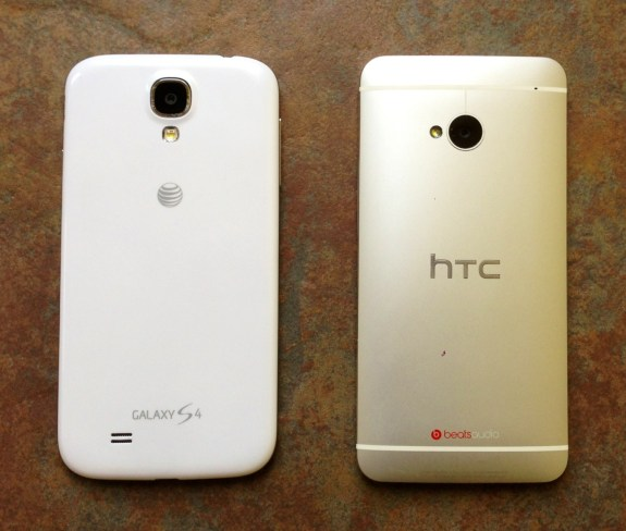 The Galaxy S4 Nexus and HTC One Nexus will feature some similar specs.