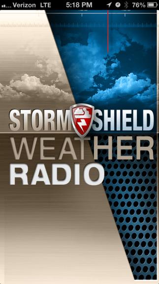 Storm Shield Weather Radio