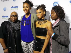 Elevate Young Black Voices contest winners