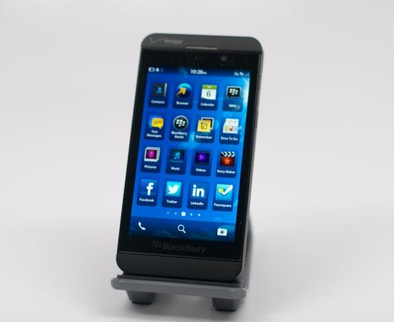 BlackBerry Z10 Review -  009