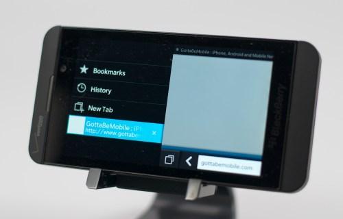 BlackBerry Z10 Review - 012
