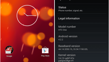 AT&T HTC One owners and those with a GSM HTC One can install the HTC One Google Play Edition of Android, including an update to Android 4.2.2.