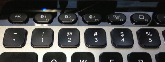 logitech bluetooth easy switch keyboard switch keys