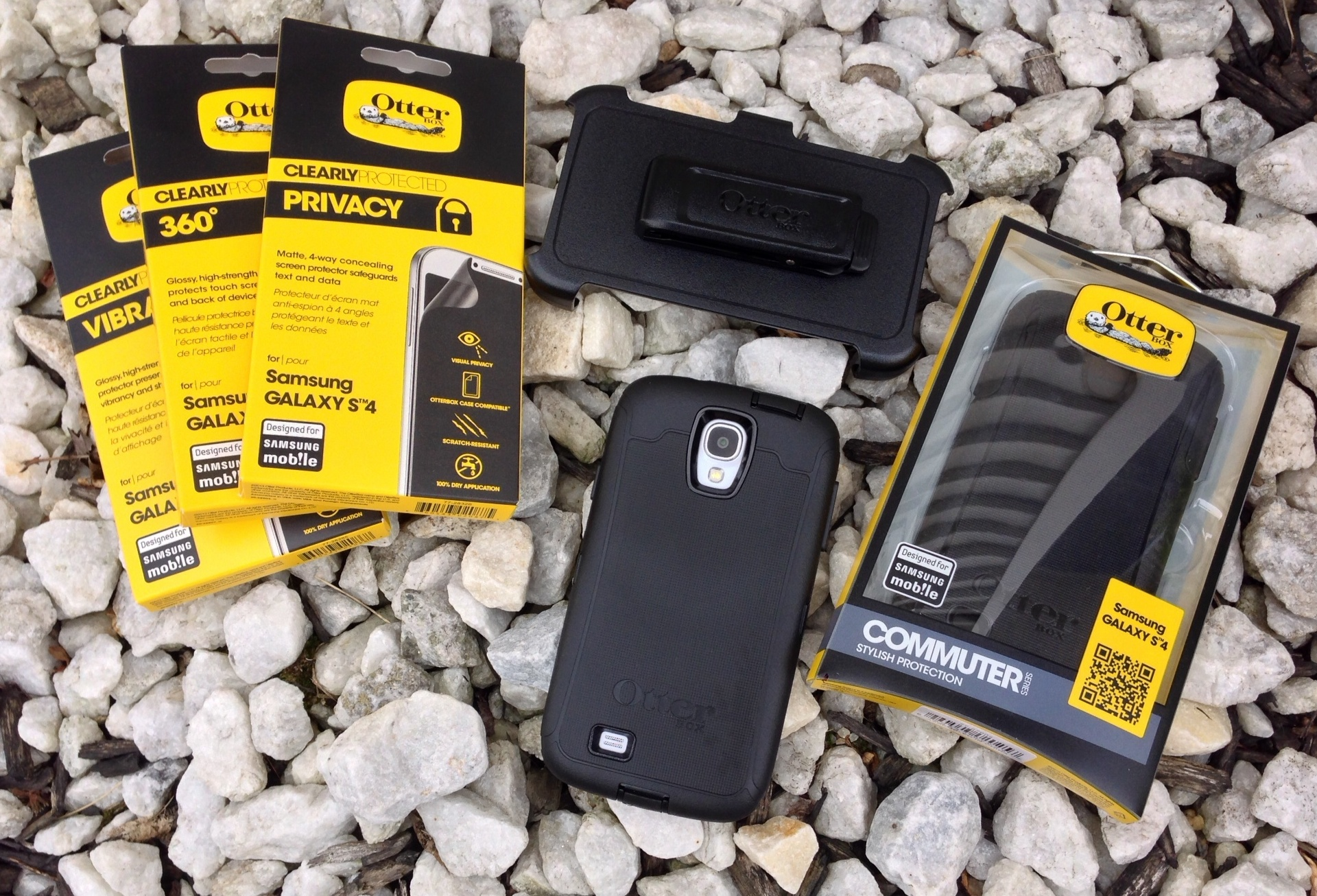 cheaper 89a94 d88f9 Samsung Galaxy S4 Giveaway & OtterBox Cases