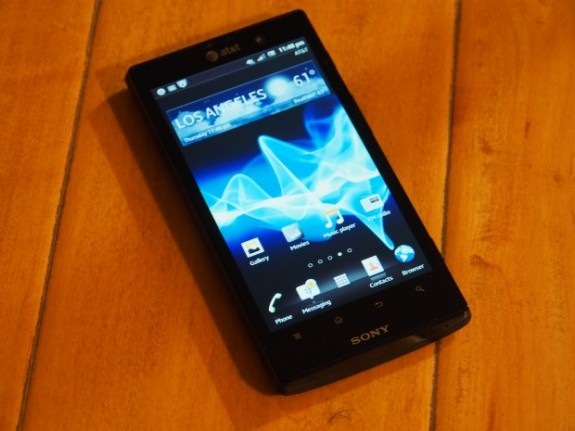 Sony Xperia Ion Jelly Bean update details will emerge in 1-2 weeks.